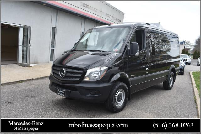 Pre-Owned 2016 Mercedes-Benz Sprinter Passenger RWD 2500 144
