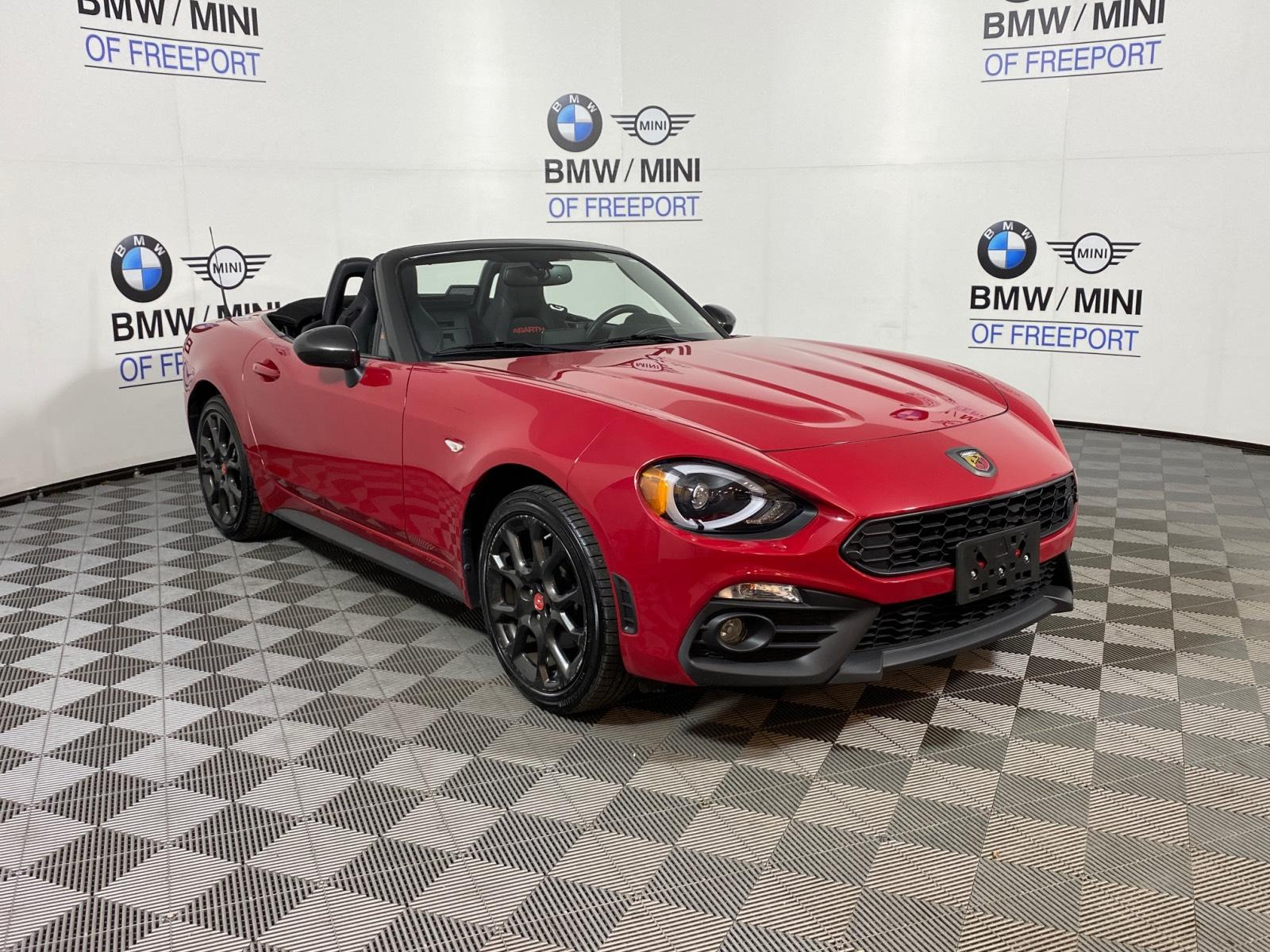 Pre-Owned 2018 FIAT 124 Spider Abarth Convertible