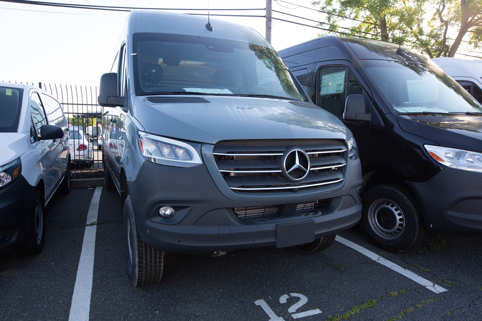New 2020 Mercedes-Benz Sprinter 2500 High Roof V6 170 Extended 4WD