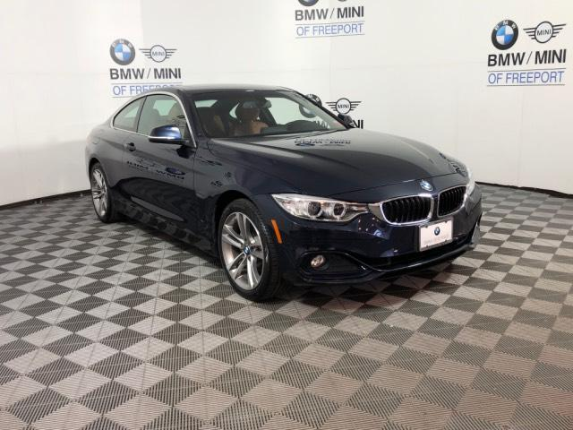 Pre-Owned 2017 BMW 4 Series 430i xDrive Coupe SULEV