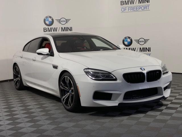 Pre-Owned 2017 BMW M6 Gran Coupe