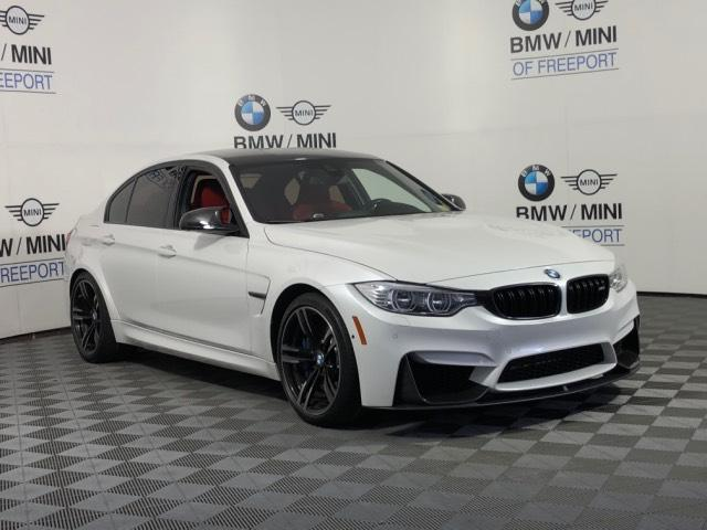 Pre Owned 2016 Bmw M3 4dr Sdn Rwd 4dr Car