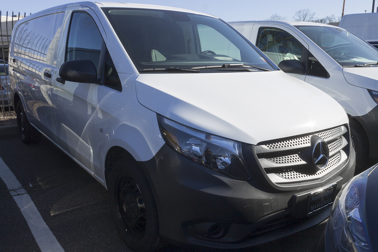 New 2020 Mercedes-Benz Metris Cargo Van