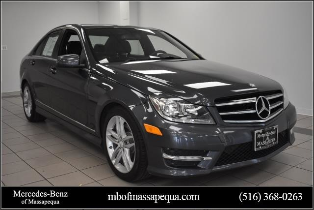 Attractive Pre Owned 2014 Mercedes Benz C Class C 300 Sport