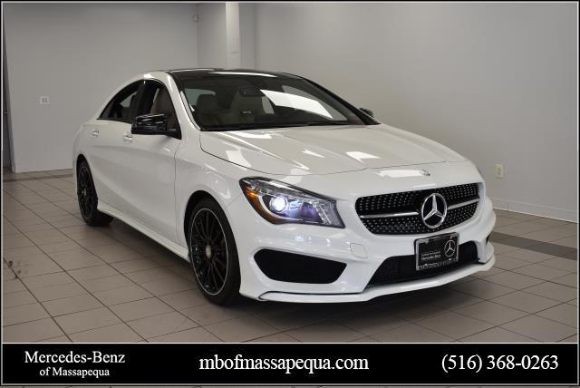 Onwijs Certified Pre-Owned 2016 Mercedes-Benz CLA CLA 250 Sport Coupe in FK-15
