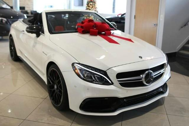 Mercedes Benz Amg >> New 2018 Mercedes Benz Amg C 63 S Cabriolet Rear Wheel Drive Cabriolet