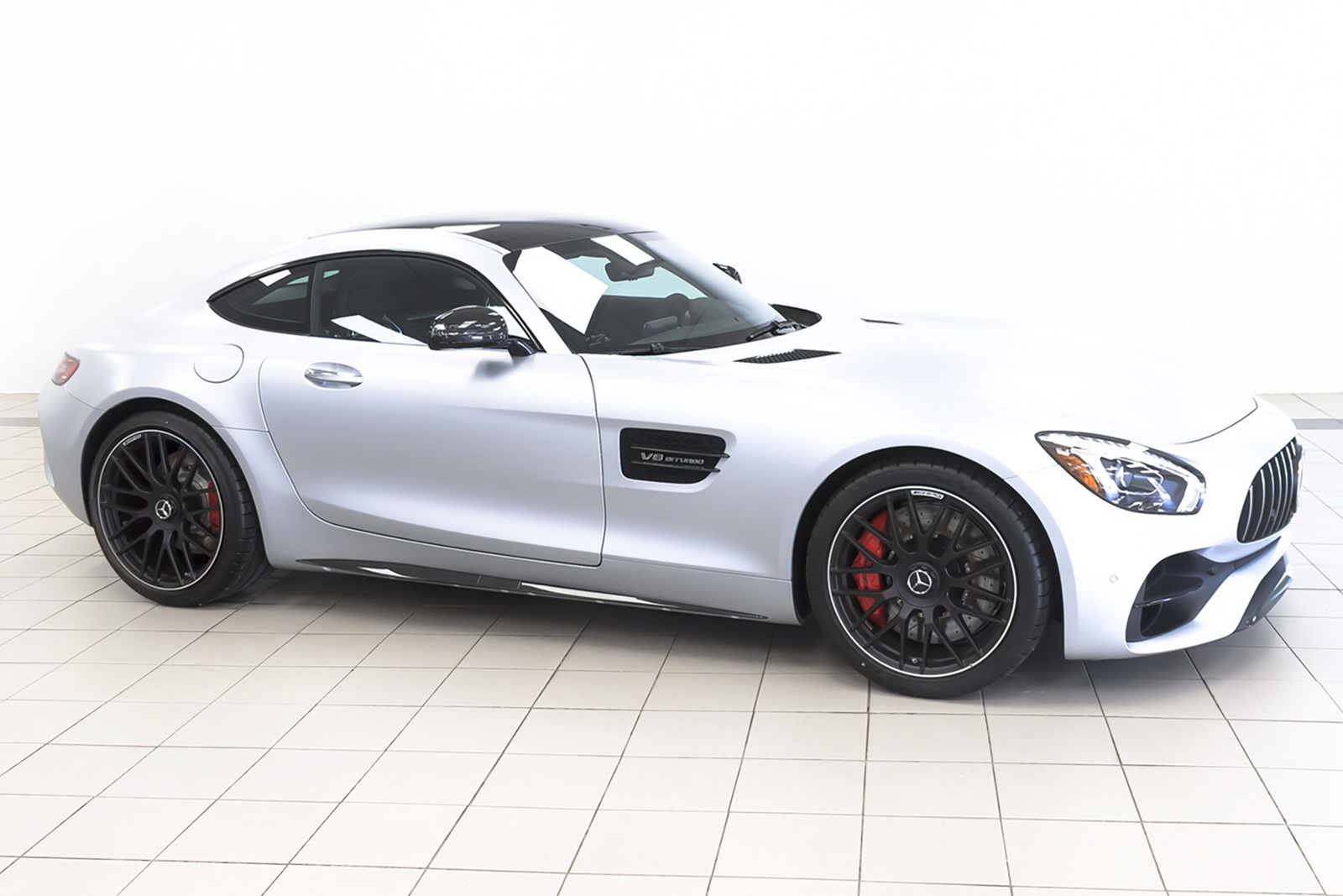 Mercedes Benz Amg >> New 2019 Mercedes Benz Amg Gt C Coupe Rwd Coupe