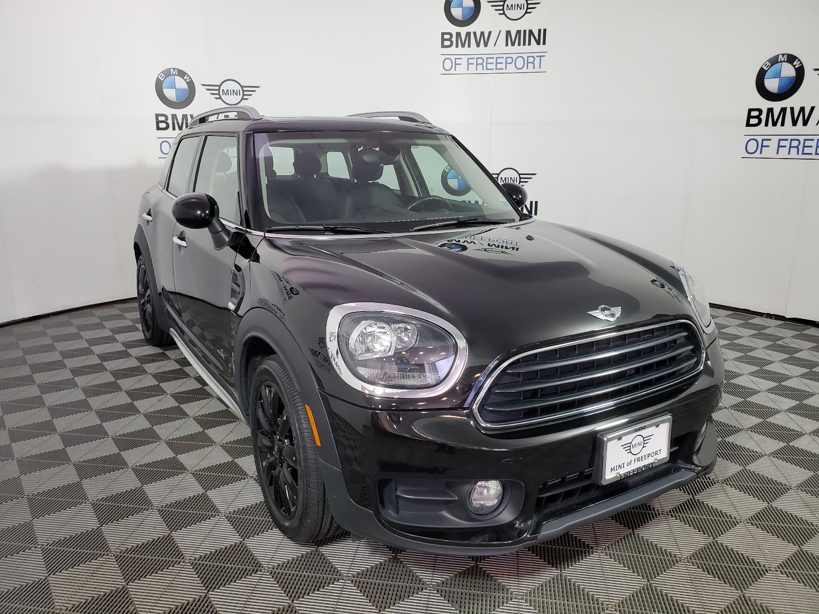 Pre-Owned 2017 MINI Countryman Cooper ALL4