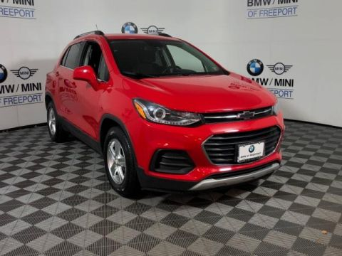 Pre-Owned 2018 Chevrolet Trax FWD 4dr LT