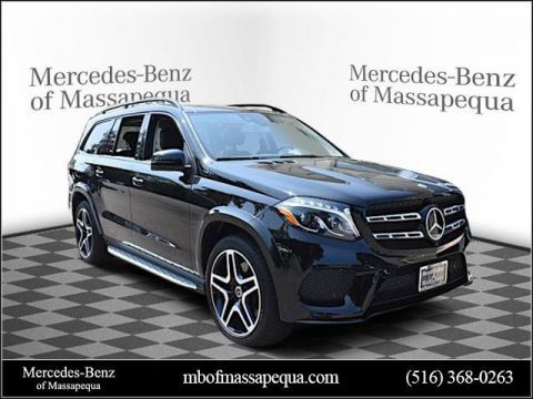 Certified Pre-Owned 2018 Mercedes-Benz GLS GLS 550
