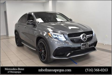 Certified Pre-Owned 2019 Mercedes-Benz GLE AMG® GLE 63 S Coupe