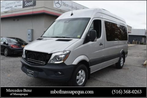 Pre-Owned 2016 Mercedes-Benz Sprinter 2500 Passenger Van