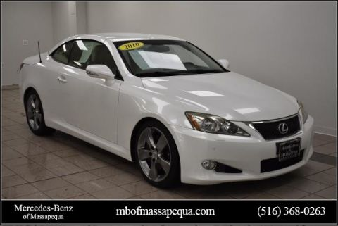 Pre-Owned 2010 Lexus IS 350C