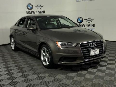Pre-Owned 2015 Audi A3 4dr Sdn FWD 1.8T Premium