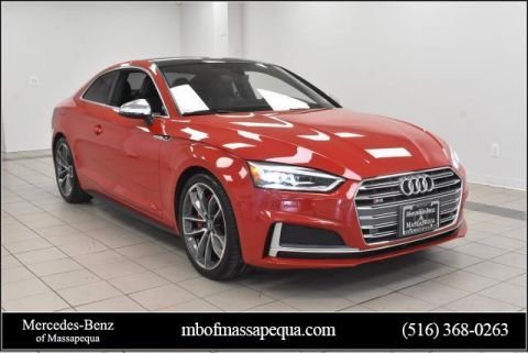 Pre-Owned 2018 Audi S5 3.0 TFSI Premium Plus