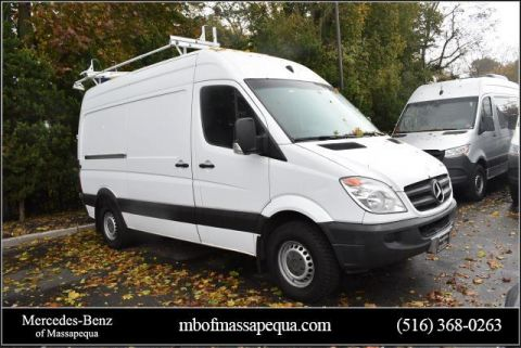 Pre-Owned 2013 Mercedes-Benz Sprinter 2500 144