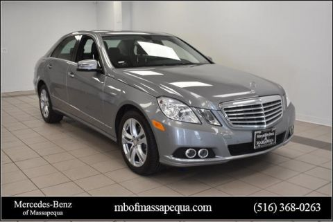 Pre-Owned 2010 Mercedes-Benz E-Class 4dr Sdn E 350 Luxury 4MATIC®