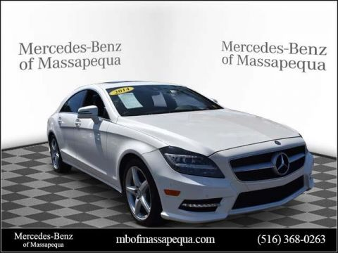 Certified Pre-Owned 2014 Mercedes-Benz CLS CLS 550