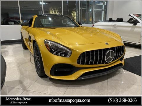 Certified Pre-Owned 2018 Mercedes-Benz GT AMG® GT S