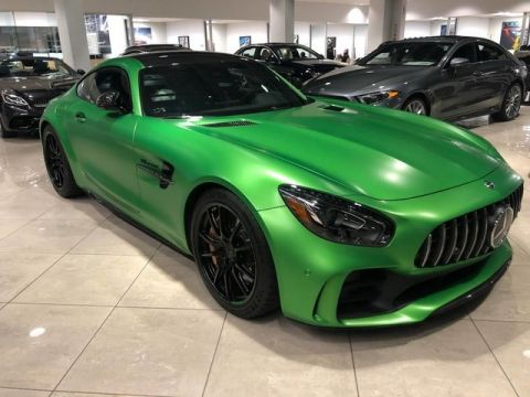 Pre-Owned 2018 Mercedes-Benz GT AMG® GT R